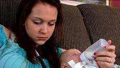 Popeater: Teens are getting pregnant to get on MTV's   'Teen Mom' show