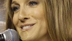 Where is Sarah Jessica Parker's mole?