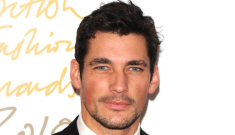 My lover David Gandy lost the 'Model of the Year' title, boo