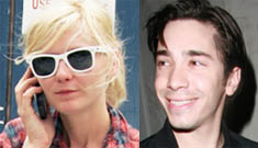 Kirsten Dunst spotted kissing Drew Barrymore's recent ex, Justin Long