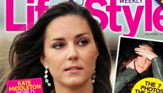 L&S: Kate Middleton's family & drunken shenanigans threaten the royal marriage