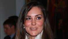 Enquirer: Kate Middleton closed down her biscuit factory for the engagement