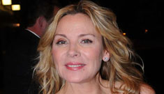 Kim Cattrall vows never to have plastic surgery