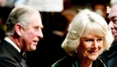 Prince Charles & Camilla attacked by student protesters