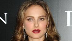 Natalie Portman is the new bitchface of Miss Dior Chérie perfume
