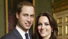 Kate Middleton & Prince William's Mario Testino engagement portraits released