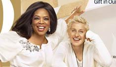 Oprah chooses Ellen DeGeneres to be her successor