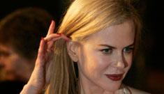 Nicole Kidman already looks like she never had a baby