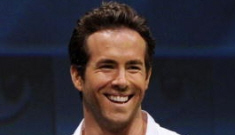 Ryan Reynolds is getting some interesting Alanis & Blake Lively rumors