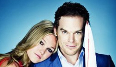 Did Julia Stiles homewreck Michael C. Hall's marriage?
