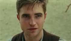 Water for Elephants trailer, does it look excellent or overwrought?