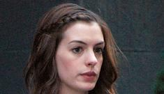 Anne Hathaway's diaries confiscated by the FBI