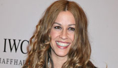 Alanis Morissette got called names by Catholic clergy