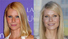 Did Gwyneth Paltrow Botox the hell out of her face?