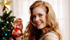 Amy Adams' cheesy Christmas