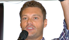 Ryan Seacrest gets bitten by a shark, survives to produce more crappy shows