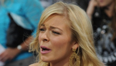 LeAnn Rimes joins the PTA for Eddie's son: is that appropriate?