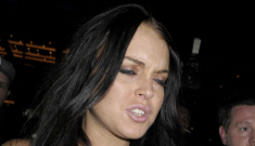 Lindsay Lohan's alleged smackdown victim isn't pressing charges