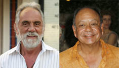 Cheech and Chong reunite, taking their act on the road