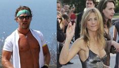 Matthew McConaughey hits on Jennifer Aniston!