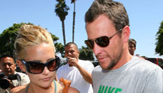 Kate Hudson and Lance Armstrong break up after whirlwind romance