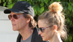Kyra Sedgwick & Kevin   Bacon: 22 years later, still going strong