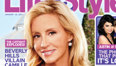 "Life & Style: Camille Grammer is ""the most hated housewife"""