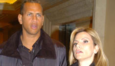 A-Rod playing hardball in divorce case; prenup may be iron-clad