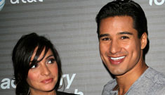 Mario Lopez pulls a Star Jones, tries for freebie engagement ring