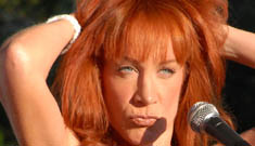Kathy Griffin says she's done with plastic surgery and obsessing about her weight