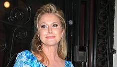 Kathy Hilton reaches a year of sobriety