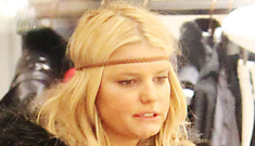 Jessica Simpson is a goth hobo homewrecker,   apparently
