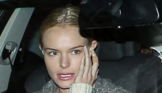 """Alexander Skarsgard wants to marry Kate Bosworth, if she stops """"partying"""""""