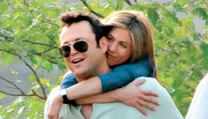 Jennifer Aniston and Vince Vaughn are engaged!