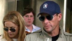 Lance Armstrong felt smothered by Kate Hudson