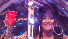 Snooki is the hamster in the ball that dropped the night before New Years (video)