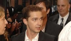 """Shia LaBeouf's hand """"crushed,"""" immobilized after surgery"""