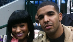 Drake and Nicki Minaj are pretty much a couple now