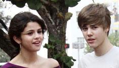 Selena Gomez gets death threats after cuddling with Justin Bieber