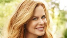 Nicole Kidman interviewed by Jennifer Aniston for Harper's Bazaar