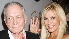 Hugh Hefner confirms the details of his arrangement with paid 'Girlfriends'