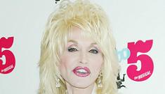 Dolly Parton cracks jokes about Britney & Lindsay