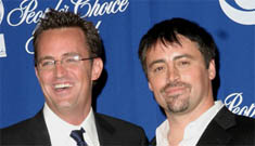 Matt Perry and Matt LeBlanc returning to TV comedies
