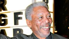 Morgan Freeman doing well after surgery