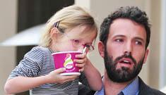 Ben Affleck's new (actual) beard: cute or tragic?