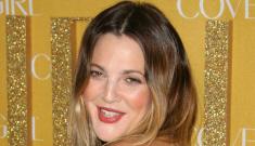 Drew Barrymore's Jil Sander sack dress: 1970s-fabulous   or modern tragedy?
