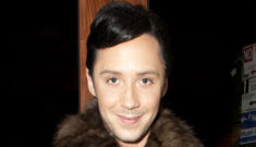 """Johnny Weir: """"In a sexual way, I'm gay, but I would marry a woman"""""""