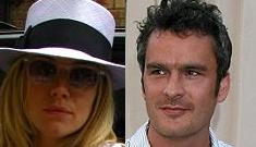 Sienna Miller and Balthazar Getty having secret trysts at LA hotel