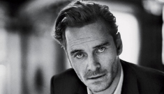 Michael Fassbender (my lover) is dating his young 'X-Men' costar Zoe Kravitz