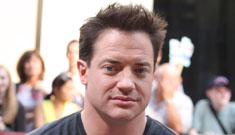 Brendan Fraser returned thousands worth of clothes after wearing them